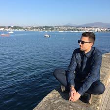 Juanjo - Uživatelský profil