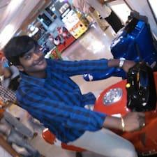 Amith felhasználói profilja