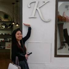 Perfil do usuário de Katrina