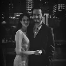 Nutzerprofil von Marisa & Matt