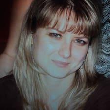Лада felhasználói profilja