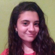 Julieta Belén felhasználói profilja