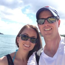 Leslie & Cory User Profile
