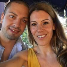 Henkilön Riccardo & Sara käyttäjäprofiili
