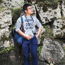 Användarprofil för Hong Chun