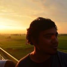 Gebruikersprofiel Arijit