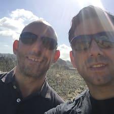 Marko And Romain felhasználói profilja