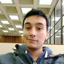 Profil Pengguna Joaquin Francisco