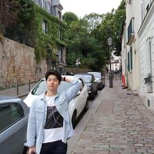 Profil utilisateur de Joo Hang