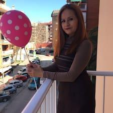 Profil utilisateur de Maria Judith