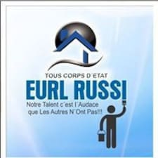 Eurl User Profile