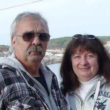 Valerie & Gary User Profile
