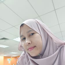 Profilo utente di Sarimah