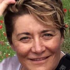 Maria Cristina felhasználói profilja