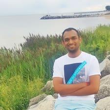 Bharath - Uživatelský profil