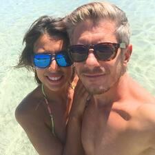 Daniele & Monica felhasználói profilja