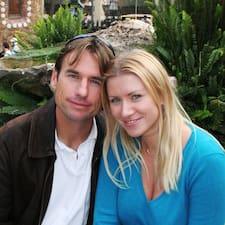 Anna & Sébastien Brukerprofil