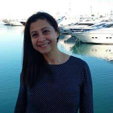 โพรไฟล์ผู้ใช้ Angela María