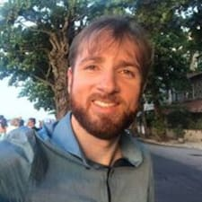 André Ferrugem felhasználói profilja