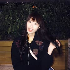 林悦 User Profile