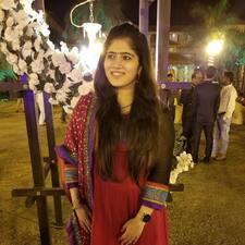 Bhavini - Uživatelský profil