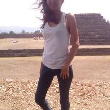Profil utilisateur de Ixchel Gabriela