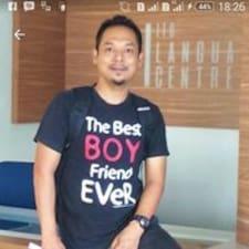 Syamsuddin felhasználói profilja