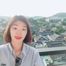 Perfil do utilizador de Ahyoung