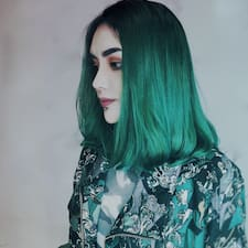 Angusina felhasználói profilja