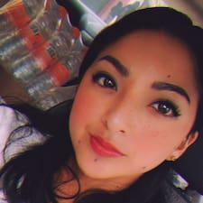 Perfil do usuário de Cristina