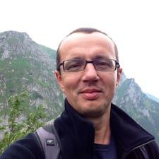 Piotr的用戶個人資料