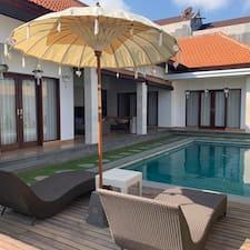 Villa Swamita felhasználói profilja