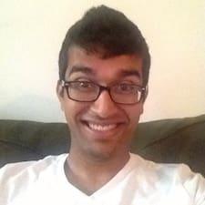 Amir的用戶個人資料