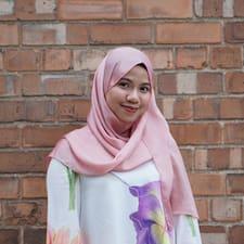 Alya User Profile