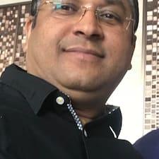 Krishnamoorthy Brukerprofil
