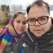 Mr & Mrs User Profile