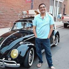 Syed felhasználói profilja