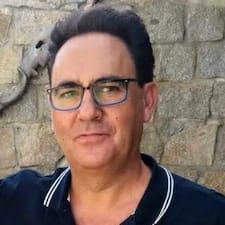Luis Miguel Brugerprofil