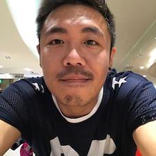 Perfil de usuario de Ject Siang