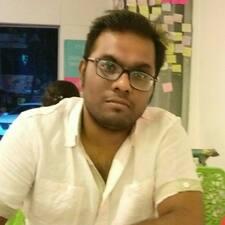 Vijayakumar felhasználói profilja
