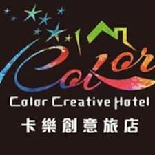 Profil Pengguna Color