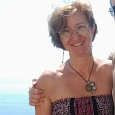 Profil Pengguna Maria Vittoria