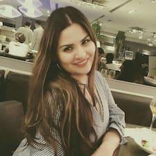 Mariela User Profile