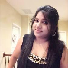 Anusha felhasználói profilja