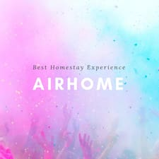 Профиль пользователя AirHome