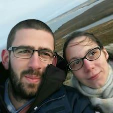 Profil utilisateur de Elodie & Jean-Baptiste
