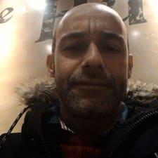 Vito felhasználói profilja
