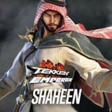 Shaahem User Profile