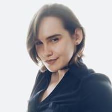 Henkilön Kate käyttäjäprofiili