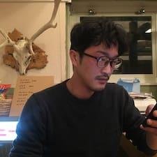 Gebruikersprofiel Shinya